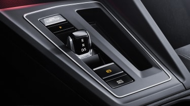 2020 Volkswagen Golf DSG automatic gear lever