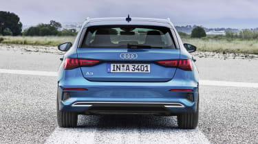2020 Audi A3 Sportback - rear view static