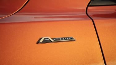 Ford Focus Active hatchback badge