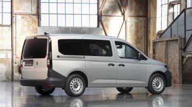 Volkswagen Caddy Maxi passenger van