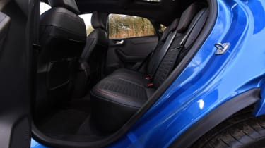 2020 Ford Puma - back seats