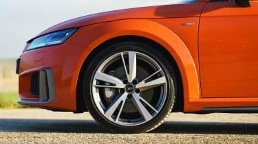 Audi TT Coupe alloy wheel