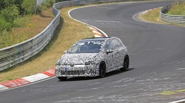 Volkswagen Golf GTI preproduction model