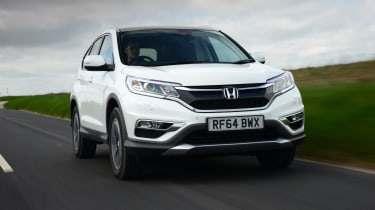The Honda CR-V has a long history, being one of the original small SUVs to hit the market
