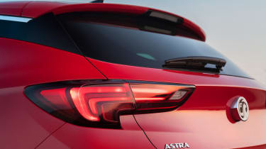 The Astra is not only comfortable, economical, relaxing to drive and excellent value for money, but it's also good-looking