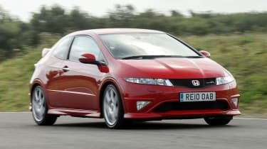 25 Years of Type R - The 2007 Civic Type R (FN2)