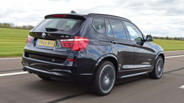 But, running costs can still be affordable, with the xDrive20d able to return up to 55.4mpg