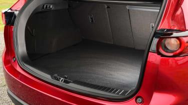 Mazda CX-5 SUV boot
