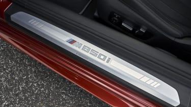 BMW 8 Series sill