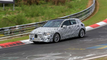 Performance models will following, including an A45 model - and possibly an A43