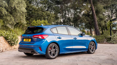 Ford Focus hatchback rear static