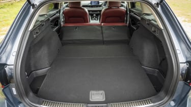 2021 Mazda6 Kuro Edition - estate boot