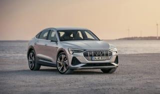 Audi e-tron Sportback - static