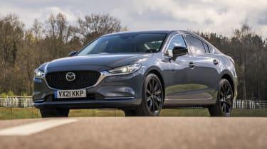 2021 Mazda6 Kuro Edition - hatch front