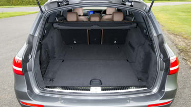 The boot is enormous, too, with space for loads of luggage or perhaps a family dog with a taste for speed