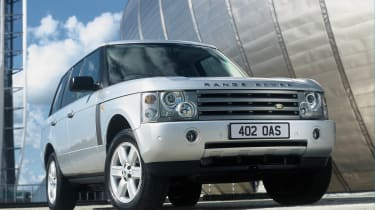 The Range Rover combined luxury and off-road ability, plus a timeless reinterpretation of classic proportions.