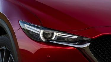 Active LED headlamps are standard on Sport NAV models