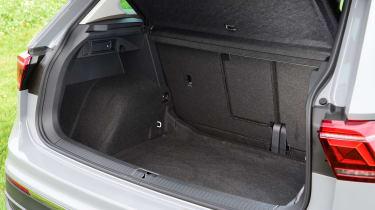 VW Tiguan boot