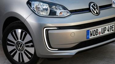 2019 Volkswagen e-up! hatchback - front detail
