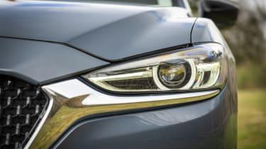 2021 Mazda6 Kuro Edition - front close up