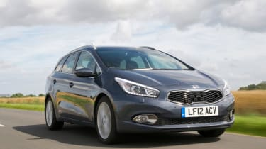 If you don't have a high annual mileage, the 1.0-litre petrol is a good choice, returning 54.3mpg