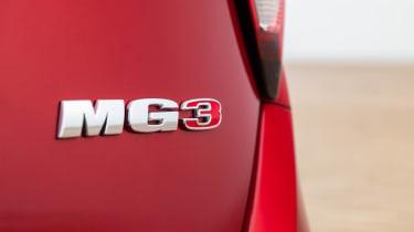 MG3 badge