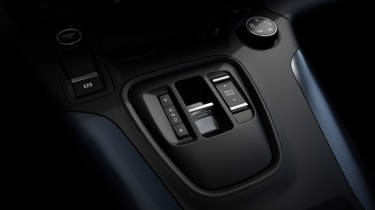 Peugeot e-Rifter gear selector