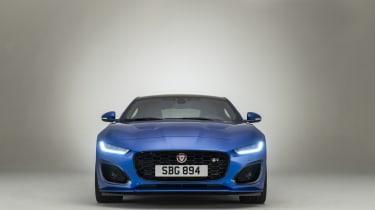2020 Jaguar F-Type front end