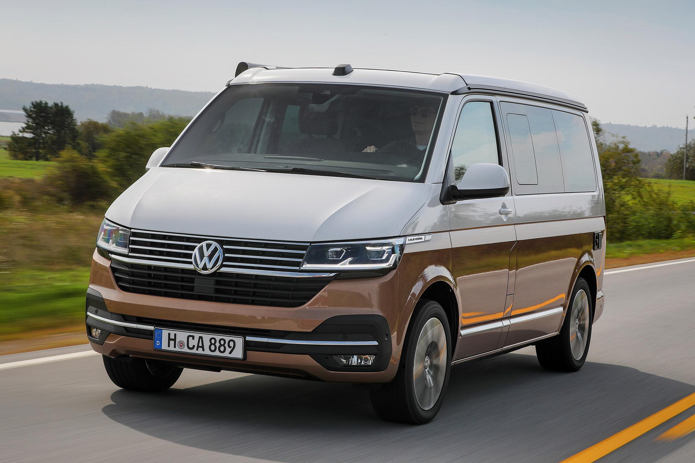 Volkswagen California 2020 Review Carbuyer