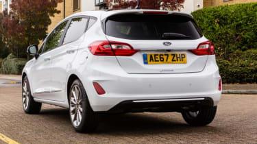 Ford Fiesta Vignale - rear
