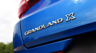 A five-star Euro NCAP rating means the Grandland X should be a very safe car