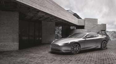 Aston Martin DB9 Bond Edition – Agent 007 and Aston Martin enjoy an even closer association than Frank Bullitt and the Mustang. Although Bond has dallied with Lotus, BMW and a few other marques in the years after On Her Majesty's Secre