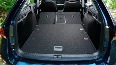 2020 Skoda Octavia Estate - boot space