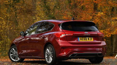 Ford Focus Vignale - 3/4 rear static