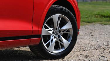 Genesis GV70 SUV alloy wheels