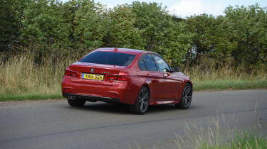 Offering one of the sharpest driving experiences int he class, but without compromising comfort