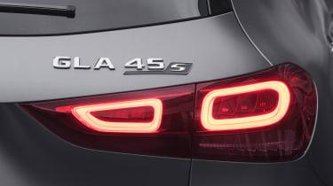 Mercedes-AMG GLA 45 S SUV rear lights