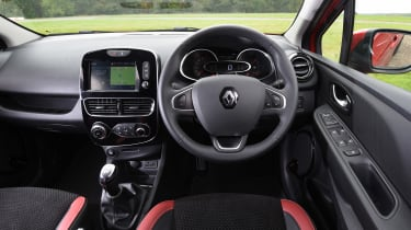 A makeover in 2016 improved the Clio's interior with some better finishes and updated technology