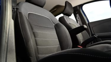 2021 Dacia Sandero hatchback - front seats