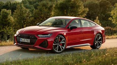 Audi RS7 static