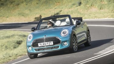 Petrol engines suit it best, with even the 1.5-litre Cooper getting from 0-62mph in a nippy 8.8 seconds