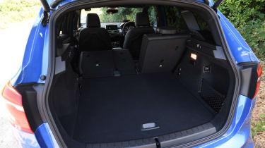 BMW 2 Series Active Tourer MPV boot