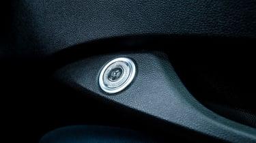 Fiat 500 electric door handle