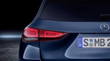 Mercedes GLA tail-light