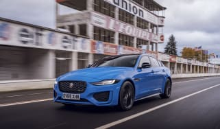 Jaguar XE Reims Edition