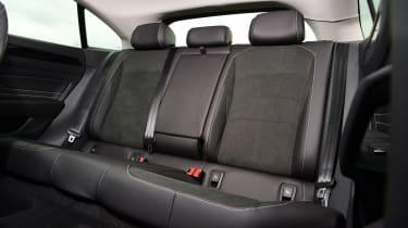 Volkswagen Arteon rear seats