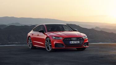 Audi PHEV A7 Sportback