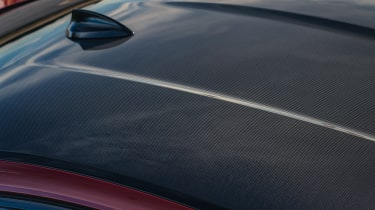2021 BMW M5 Competition saloon - carbon roof panel