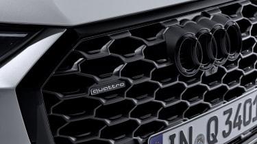 2019 Audi Q3 Sportback - front grille close up