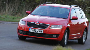 Skoda Octavia Estate - Best Road Tax Exempt Car
